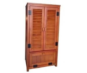 Tủ trang trí pinewood