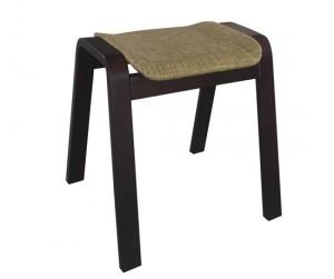 Ghế gỗ nệm fabric Vecteur green (hết hàng)