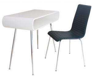 Bộ bàn làm việc, ghế may PVC