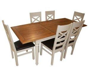 Bộ bàn ăn Ex-Dinner Table Eliza