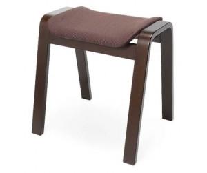 Ghế gỗ nệm fabric Vecteur Brown (hết hàng)