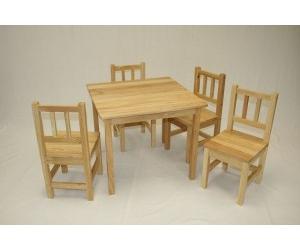 Bộ bàn 4 ghế Kids Ehemco